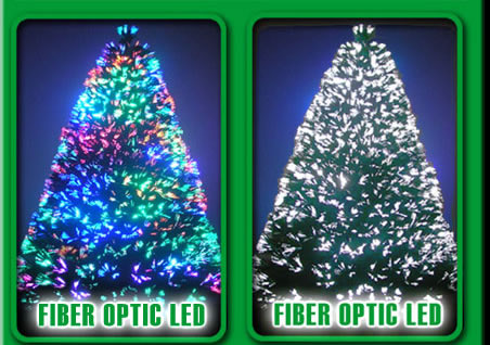 my favorite picks for the best fiber optic christmas trees and battery operated pre lit wreaths - Best Pre Lit Christmas Tree