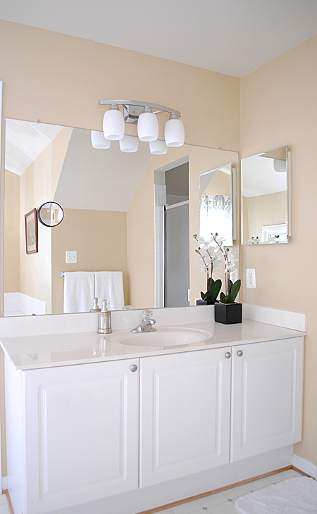 Best paint for bathroom walls home design blog What color to paint a small bathroom
