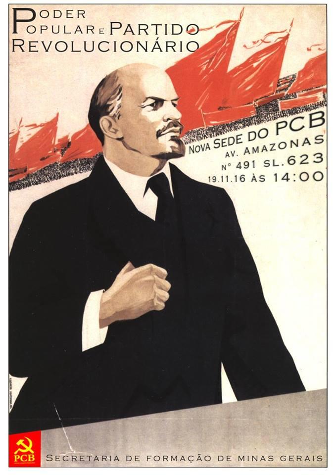 Poder popular e partido revolucionário.
