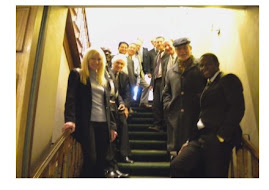 St Clements European Council in London group photo