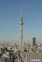"""شاهد أطول برج فى العالم و هو برج """" طوكيو سكاى ترى """" البالغ ارتفاعه 634 مترًا"""
