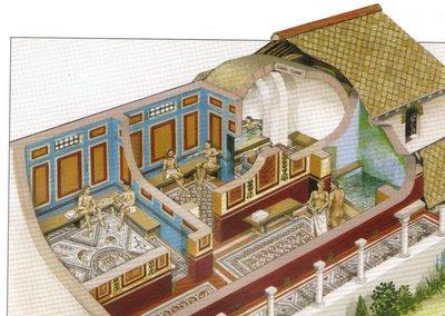 Historia incompleta de espa a las villas romanas ii for Villas romanas