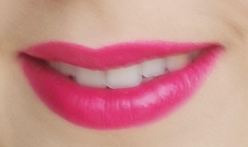 MUA lipstick shade 3
