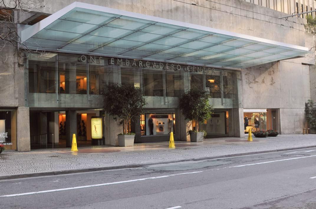 shopping Embarcadero Center em San Francisco