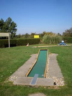 Crazy Golf at Chichester Golf Centre, Hunston