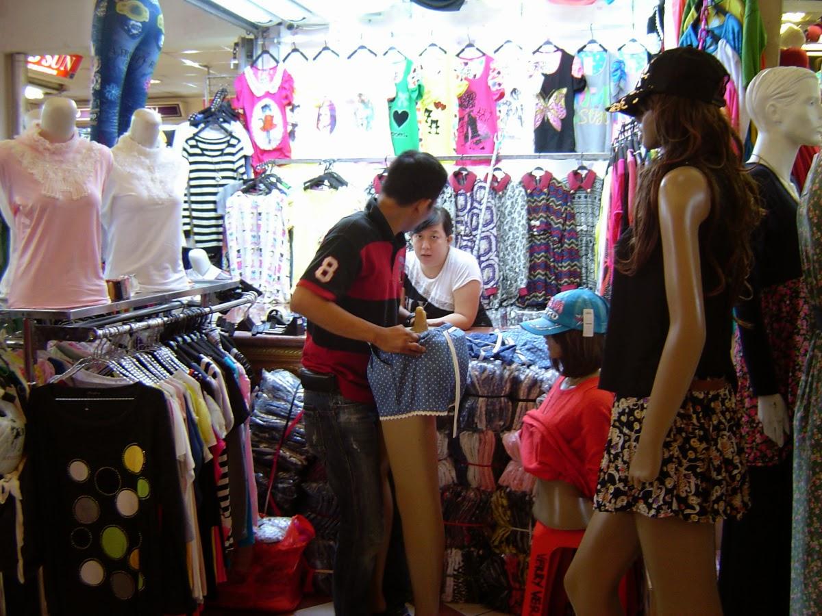 Grosir Baju Murah Pasar Jatinegara