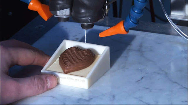 ChocEdge, 3D Chocolate Printer
