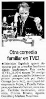 Pedro Osinaga y Fiorella Faltoyano en la serie Ni contigo ni sin ti