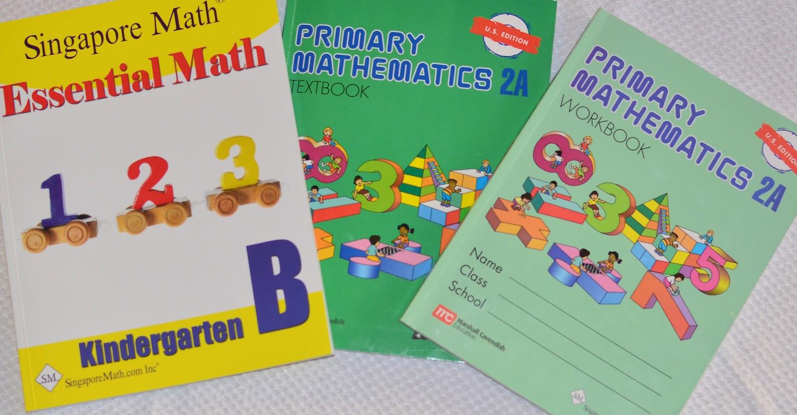 Workbooks » Singapore Math Workbooks - Free Printable Worksheets for ...
