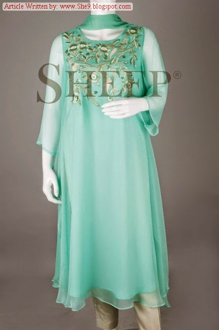 Sheep Launched Mid-Summer Tunic Dresses 2014