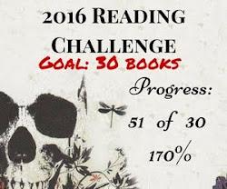 My 2016 Reading Challenge