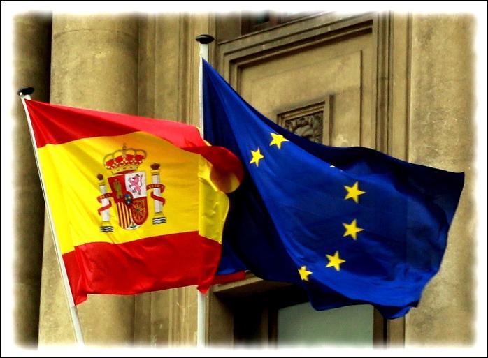 Por una España unida. Por una Europa Unida.