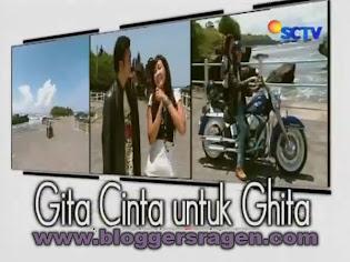 Gita Cinta Untuk Ghita FTV