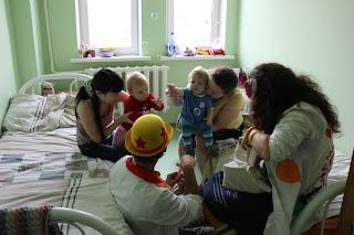 Больничные клоуны Жодино