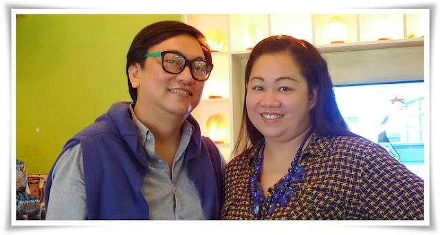 Philip Abadicio the Lifestyle Guy with Cha Sy