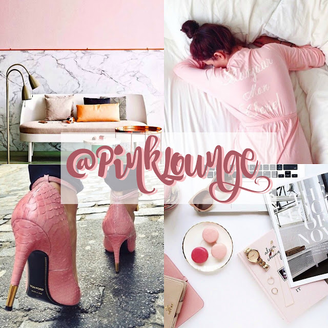 Favorite Instagram Account PinkLounge