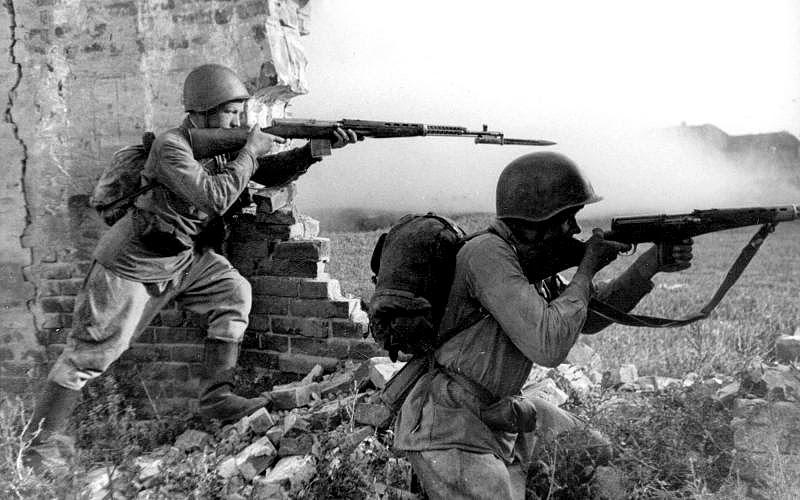 От Мурманска до Кавказа. Великая Отечественная война (1941 – 1945)