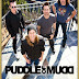 Flyer de Puddle of Mudd en México 2015