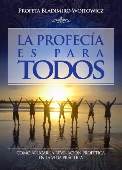 ¡Ya salió a la venta nuestro último libro! Principios proféticos para activarse en el Reino de Dios