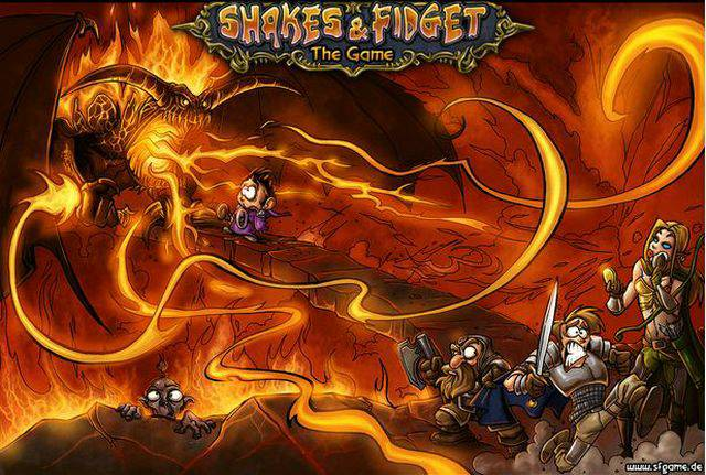 Shakes And Fidget V5.2b Hack Download