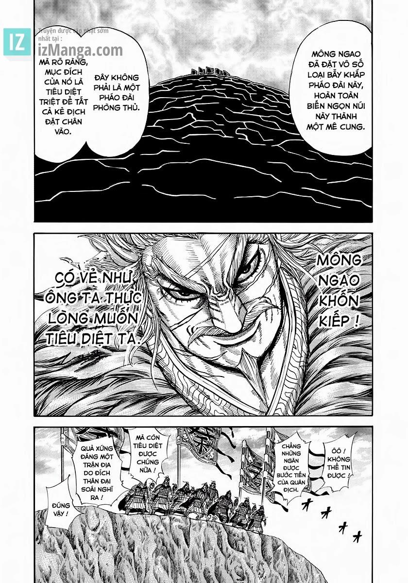 Kingdom - Vương Giả Thiên Hạ Chapter 228 page 6 - IZTruyenTranh.com