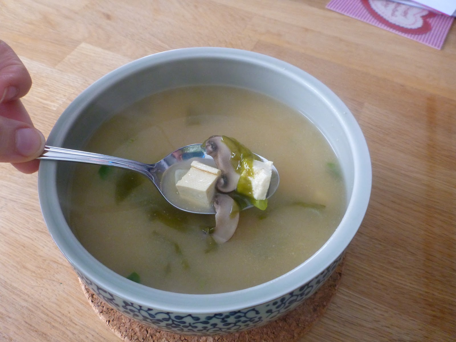 Where the Veggies Are: Miso Soup