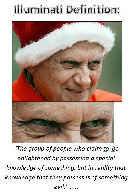 Illuminati Definition