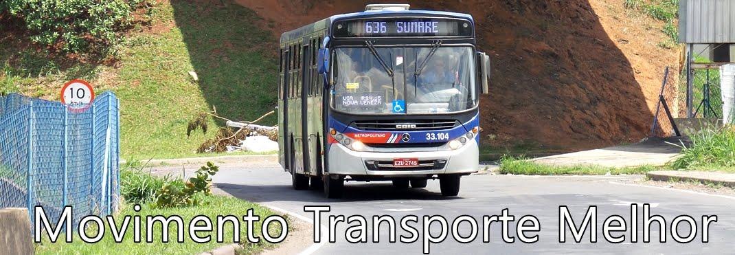 Movimento Transporte Melhor