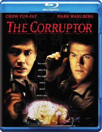 Poster Of The Corruptor 1999 Dual Audio 720p  [Hindi-English] Free Download Watch Online