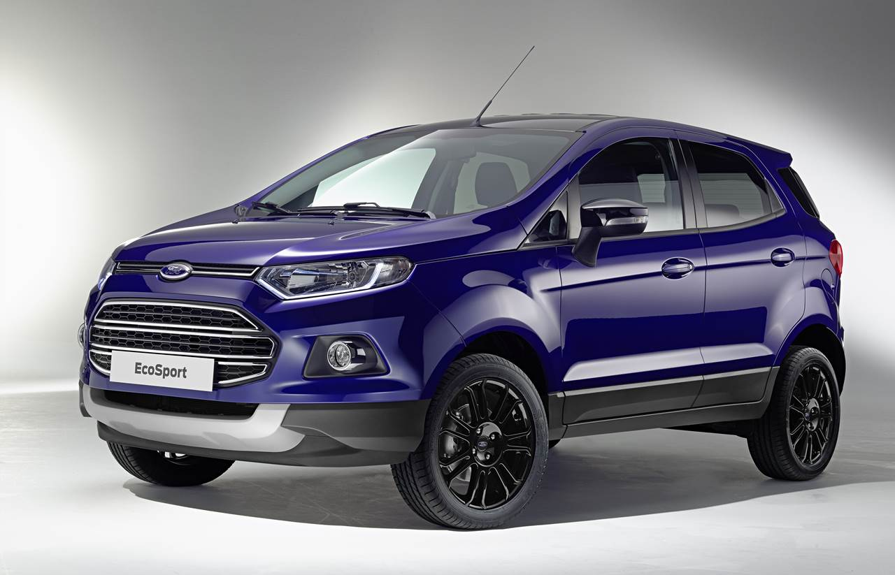 Novo Ford EcoSport S 2016