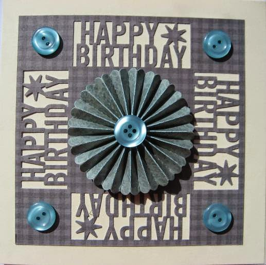 Quick & easy birthday cards with Kanban Kandi Core card