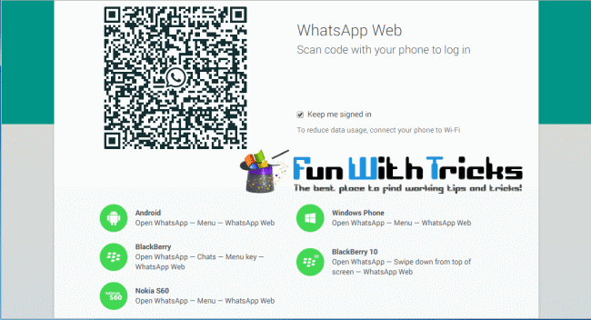 Use Whats App on Web Browsers from PC