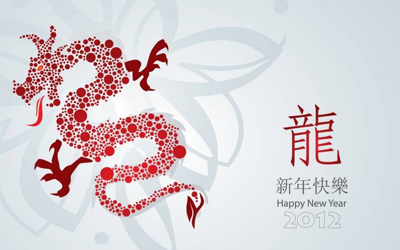happy chinese new year 2012 - Chinese New Year 2012