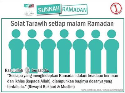 solat tarawih
