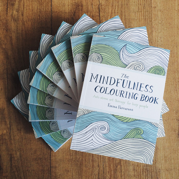 BUY THE MINDFULNESS COLOURING BOOK