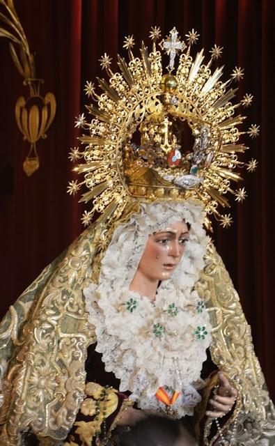 María Santísima de la Esperanza Macarena - Sevilla