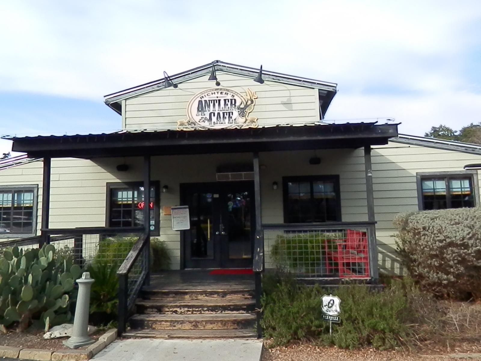 Breakfast Bro Antler Cafe Of Bulverde Texas