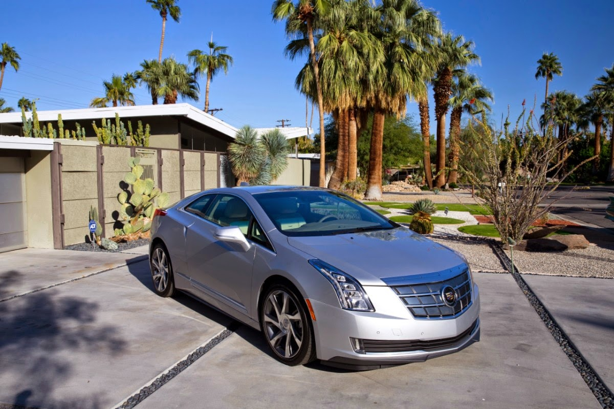 Cadillac ELR is shining jewel in car world