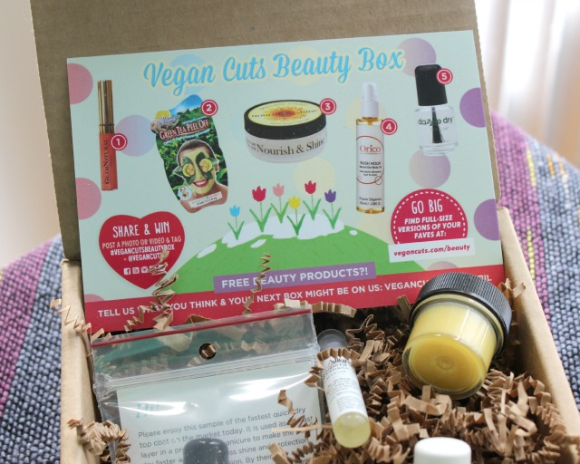 vegan cuts beauty box april 2014