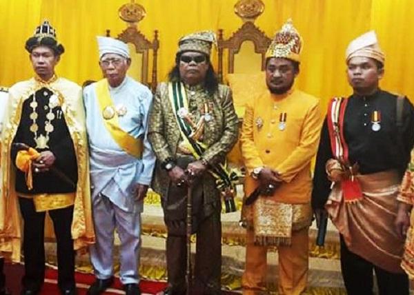 Sultan Melaka anugerahkan gelaran Datuk kepada Abdul Rani Kulup