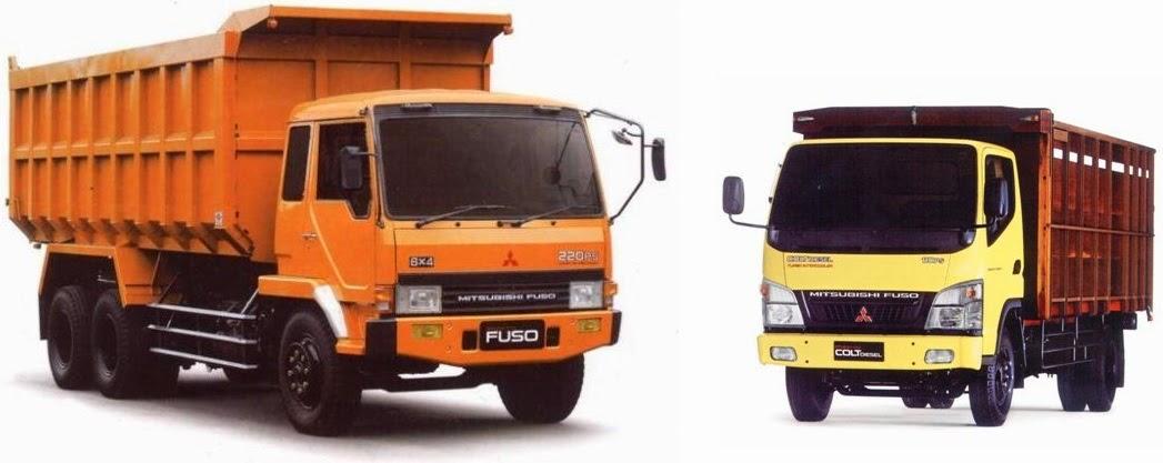 Fuso dan Colt Diesel