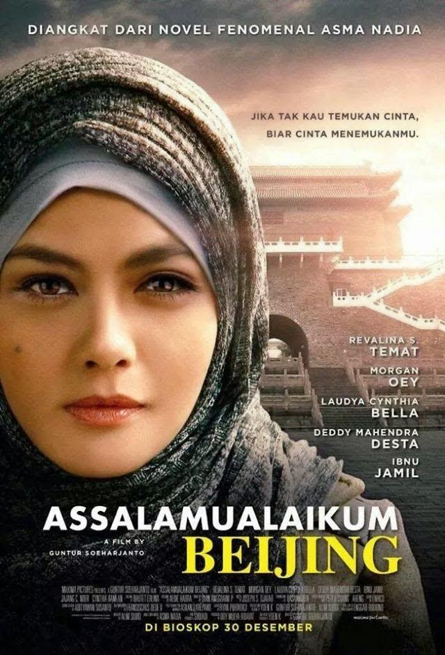 Review Film Assalamualaikum Beijing 2014 Indo Movie