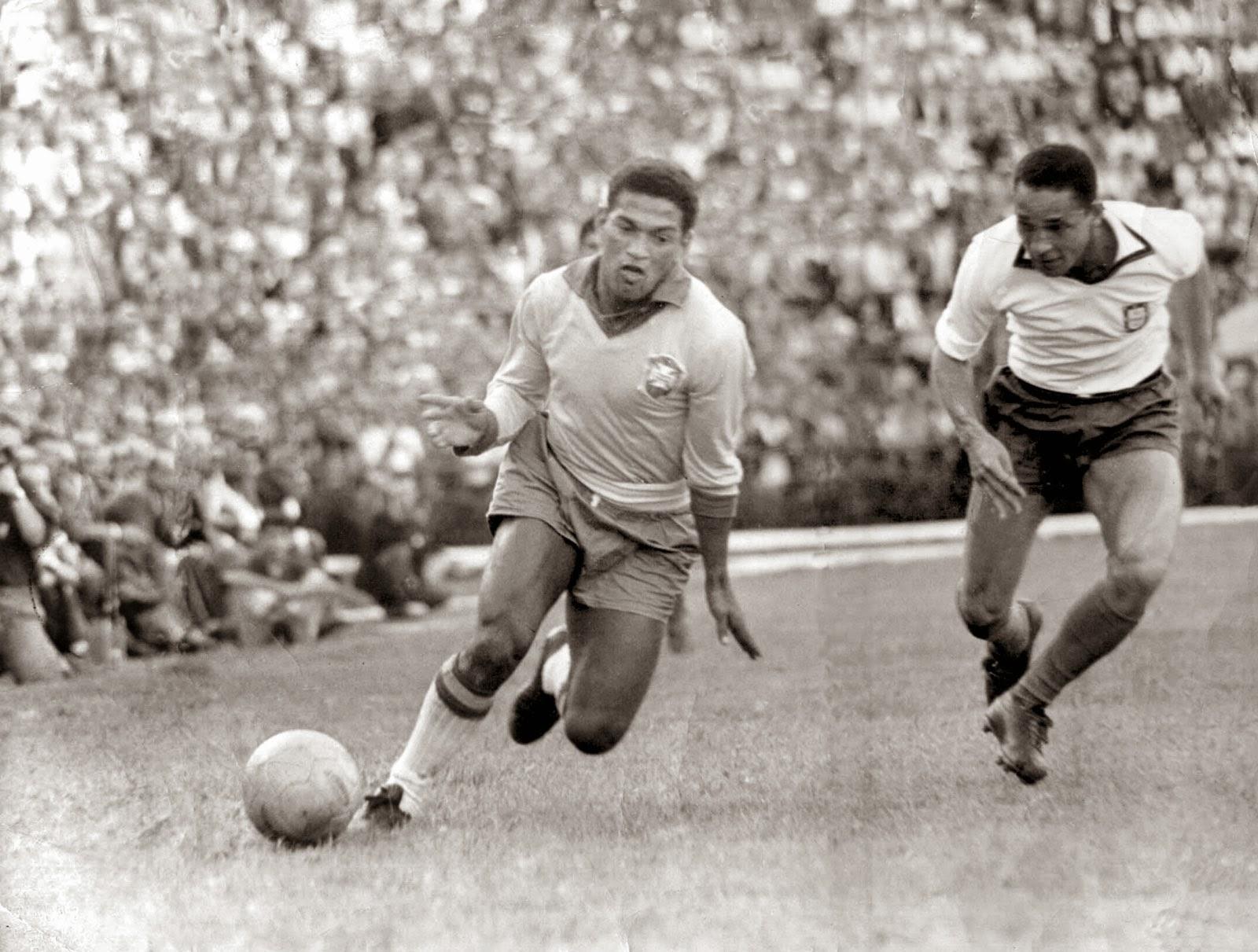 World Cup Heroes Garrincha