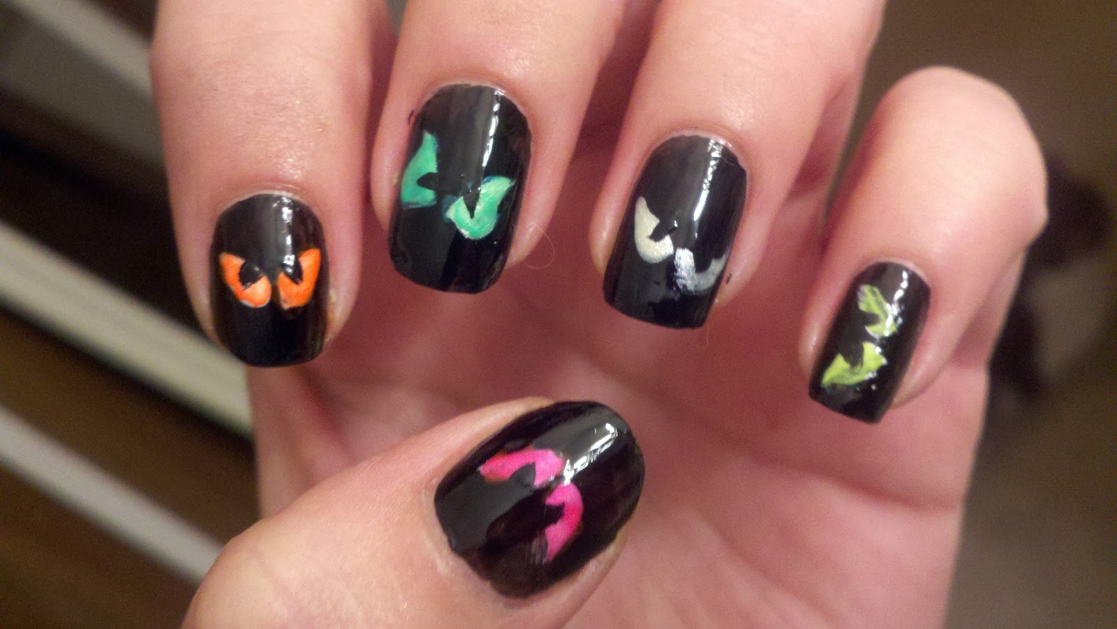 12 Halloween Designs That Really Nail It