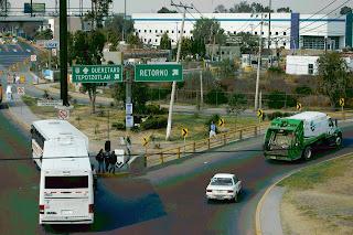 Basura en Tepotzotlán
