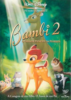 Bambi 2 – O Grande Príncipe da Floresta – Dublado – Ver Filme Online