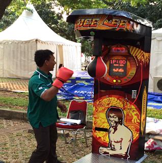 Boxing Arcade