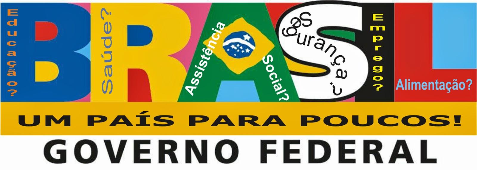 brasil, país de poucos