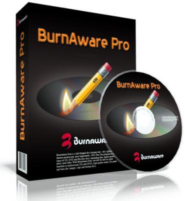 BURNAWARE PROFESSIONAL v6.2 INCL CRACK Free Download