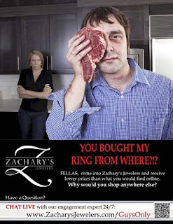 Poster: You bought my ring from where?